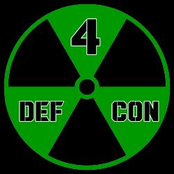 Defcon 4 - Double take